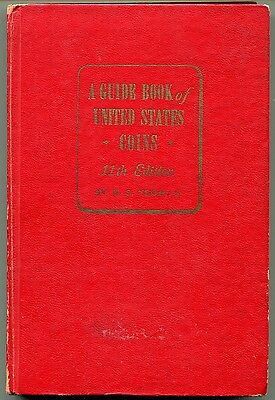 1958 Guide Book of United States Coins 11th Edition R.S. Yeoman Whitman