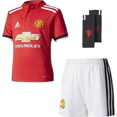 Manchester United 2017/18 FULL KIT with Tags