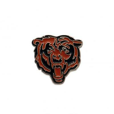 NFL Official Chicago Bears Metal Badge