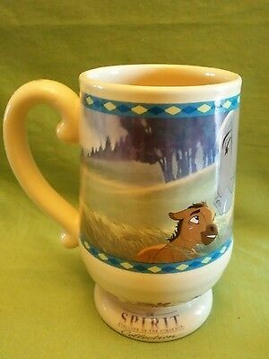 Spirit Stallion of The Cimarron Mug