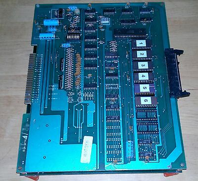 * MS. PAC-MAN * Arcade PCB non JAMMA Board (Placa Recreativa PacMan)