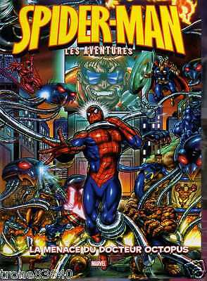 SPIDER-MAN les aventures 2/..LA MENACE DU DOCTEUR OCTOPUS../MARVEL-PANINI comics