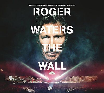 Roger Waters - The Wall [2 Cd + Booklet] New & Sealed