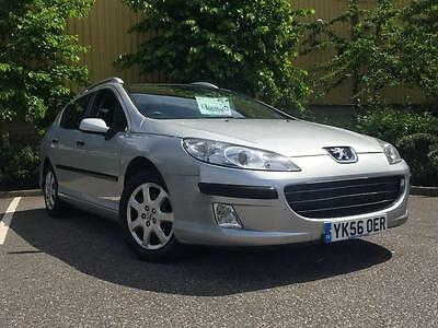 2006 Peugeot 407 SW 1.6 HDi S 5dr