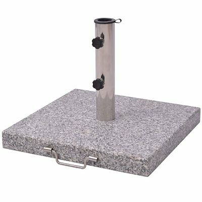 Cantilever Parasol Base Banana Granite Umbrella Heavy Duty Stand Weights 30kg
