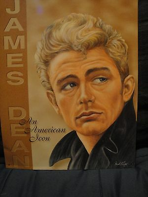 James Dean An American Icon Nice Eye Stopping Poster An Amazing Piece L@@k