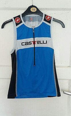 Castelli Sleeveless Cycling Vest Medium