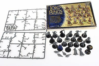 LOTR The Lord of the Rings Galadhrim Warriors set of 21 plastic miniatures