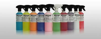 "Chrome Cleaning Products 500ML 3 FOR £15.00 ""Pink"""