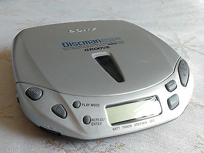 Sony Discman D-E401 Personal CD Player