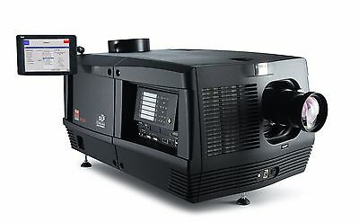 BARCO DP-2000 DIGITAL CINEMA Projector WITH DOREMI CINEMA SERVER, LENS, DCI DLP