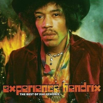 Jimi Hendrix Experience The Best Of Special Limited Edition 2 CD Set 2000 Live