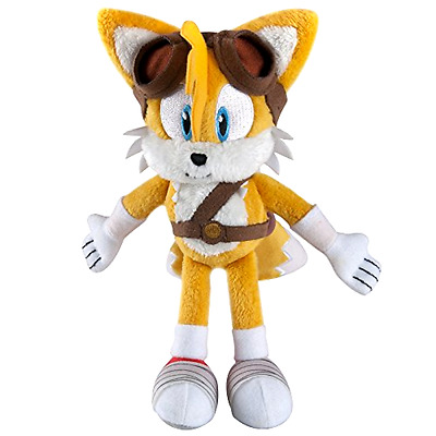 Plush Toys Sonic Boom Small Tails 6 to 8 inches Tall Collectibles Character Toys