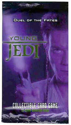 Star Wars Young Jedi CCG Decipher Booster OVP - Edition wählbar!