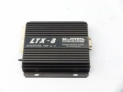 Microtech LTX-8 to suit Mazda 13B Turbo