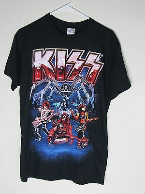 Kiss Monster Tour 2013 T Shirt Concert Shirt Men's Sz M Rock And Roll NEW