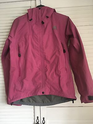 Mountain Equipment Women's Lightweight Waterproof Jacket XS