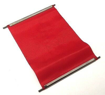 RED Standard Size Blind for Automatic Rolling Cigarette Baccy Machine Tin Box