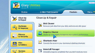 Glary Utilities Pro Lifetime Licence For  2 Computers