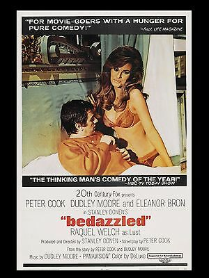 "Bedazzled 16"" x 12"" Reproduction Movie Poster Photograph"