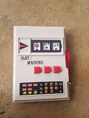 Vintage Toy WACO Slot Machine  Made In Japan.... WORKING  !!!!!!!