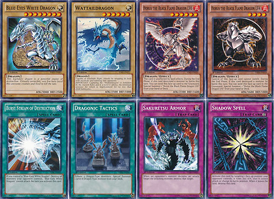 43 Cards Blue-Eyes White Dragon Deck| Kaiba's AUTHENTIC* Blue-Eyes Deck Yugioh