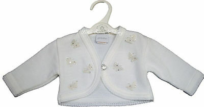 Baby Girls Butterfly Cardigan