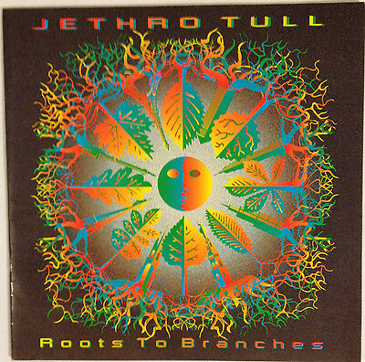 Jethro Tull / Roots to Branches Tour Program 1995/96 Excellent+