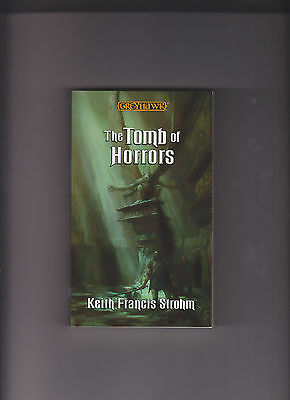 The Tomb of Horrors - Greyhawk Novel - Dungeons & Dragons