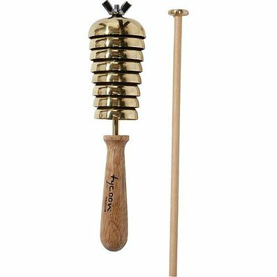 tycoon Percussion thbt-s Small Hand Held Bell Tree (E5C)