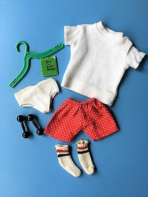 Vintage Early 1960's Original Ken In Training Outfit #780 Complete