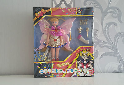 Super Sailor Moon Schmetterling Puppe Butterfly Doll mit Spiral Heart Holy Grail