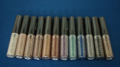 2 NYC New York Color Sparkle Eye Dust Eyeshadow---Choose Your Shade