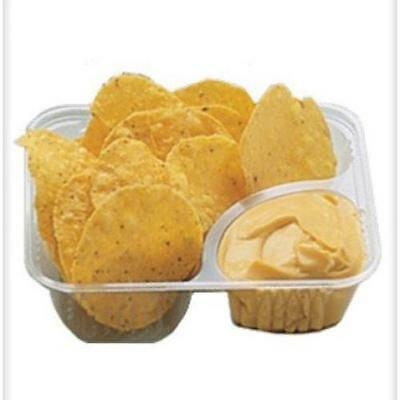 Nacho Tray 5X6- 2 Compartment 25/Pkg(Pack Of 2)