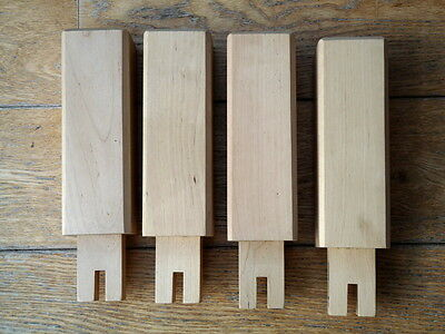 IKEA Sultan Pine Bed Leg Pack Of 4