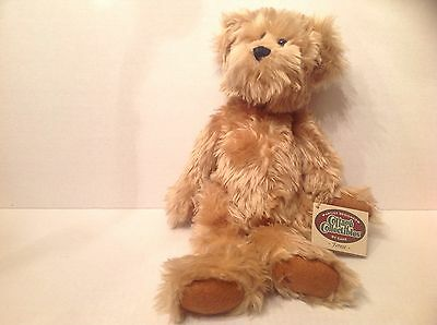 Ganz Cottage Collectibles Bear FOREST CC504 with tag