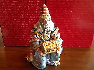 Fitz and Floyd Nativity Figure Babilonian Wise Man