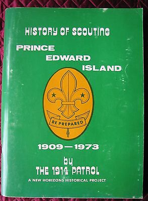 History Of Scouting 1909-1973, Pei, Registration Certificate 1942, Picture