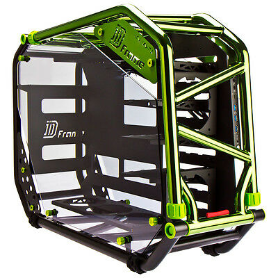 IN WIN D-Frame 2.0 Design Big-Tower, NVIDIA Edition -