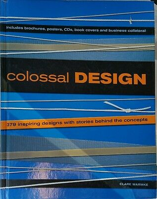 Colossal Design Book Graphic Learn Draw Compose Architecture Art Teach