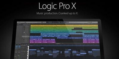 Apple Logic Pro X 10.2.1