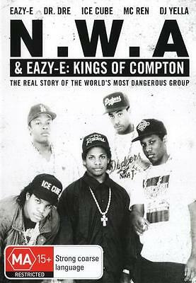 N.W.A and EAZY-E: Kings of Compton  - DVD - NEW Region 4