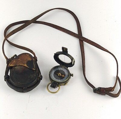 WW1 Verners Pattern Prismatic Compass Mk VII Dated 1917 ANZAC