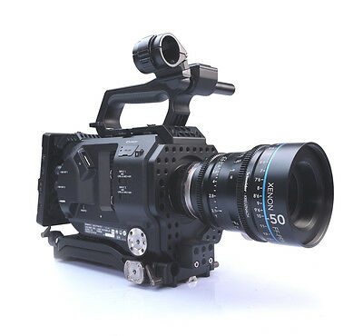 Tilta ES-T15 SONY FS7 PXW-FS7  FS7K FS7M markII MK2 Rig quick release baseplate