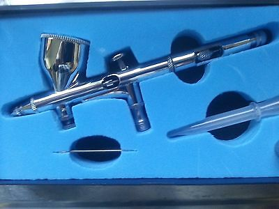 Dual Action GRAVITY FEED  airbrush 0.3