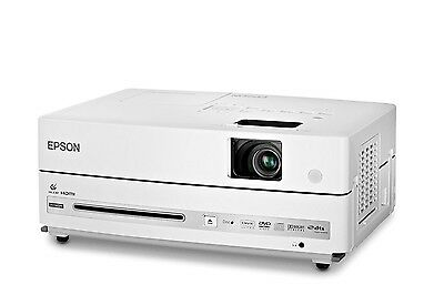 Epson PowerLite Presenter Widescreen Projector/DVD Player Combo