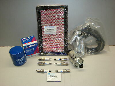 Holden V6 Commodore VN VP VR VS Complete full service kit genuine Holden parts!!