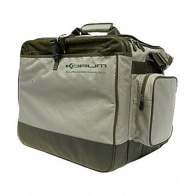 NEW Korum All Rounder Fishing Net Bag Carryall - KMLUG/24