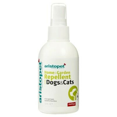 Aristopet Home & Garden Repellent Spray 125ml for Dogs & Cats Aristopet