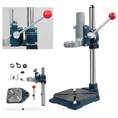 Hand Electrical Drill Bench Drill Press Pedestal Precise Drill Stand Machine